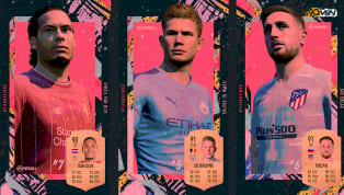 The player ratings for FIFA 20 Ultimate Team have begun to roll out. We've just had the ​top 100 players, ​and there are some incredible cards. Players around...