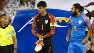 Gurpreet Singh Sandhu and India's defenders were once again heroes on the night as Igor Stimac'sIndian football teampulled off an incredible 0-0 draw...