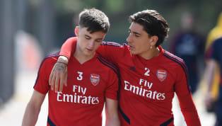 """Arsenalmới đây đón tin vui lớn khi cả Hector Bellerin lẫn KieranTierney đều đã trở lại tập luyện. Nhà báoCharles Watts của Goal cập nhật: """"CảBellerin và..."""
