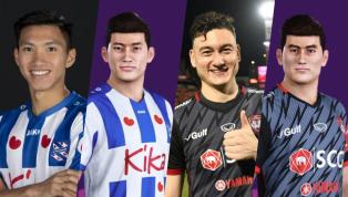 Các cầu thủ ngôi sao của tuyển Việt Nam trông như thế nào trong PES 20? Mới đây facebook Pes Updates đã cung cấp những hình ảnh cận cảnh nhất của những Văn...