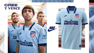 ​We may be well into September, but the kit launches keep rolling in, with Atletico Madrid the latest club to unveil a new third kit that has fans drooling....