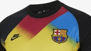 ided Barcelona have revealed their new third-choice goalkeeper kit for the 2019/20 season and supporters online were left debating wondering whether it is a...