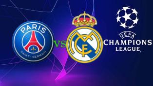 Paris Saint-Germain vàReal Madridsẽ đối đầu nhau trong trận cầu vòng bảng A Champions League, sau đây là những thông tin cần biết. Xem thêm tin về...
