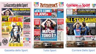 L'atto finale della terza giornata di Serie A ha visto ilTorinocadere a sorpresa, per mano del Lecce: niente aggancio all'Inter, dunque, per gli uomini di...