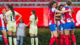 El pasado lunes se enfrentaron lasChivas Rayadasy lasÁguilas del América, en la primeredición del Clásico de Clásicos Femenil. El marcador fue...
