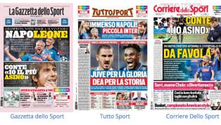 Esordio dai due volti per le italiane in Champions League, da un lato si registra l'amarezza dell'Interper il pareggio interno con lo Slavia Praga,...