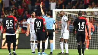 Profesyonel Futbol Disiplin Kurulu, Gazişehir Gaziantep-Beşiktaş maçında kırmızı kart gören Mohamed Elneny ve Olarenwaju Kayode'ye 3 maç ceza verdi. Türkiye...