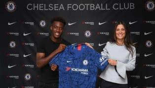 Callum Hudson-Odoi resmi memperpanjang kontrak bersama Chelseahingga 2024 setelah berhasil memperlihatkan dirinya layak menggantikan posisi yang...