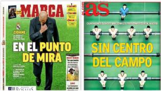 La crisis del Real Madrid, que es patente a nivel de juego pero se ha agravado con la mala imagen dada en París, es el elemento que lidera la agenda en...