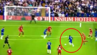 Hoy se disputó el partido más interesante de la jornada en la Premier League. El Chelsea de Lampard, le hizo los honores al Liverpool de Klöpp en Stamford...