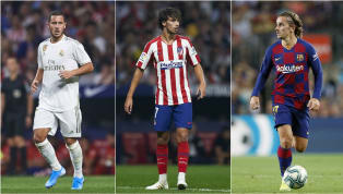 For three of the summer's biggest transfers, Eden Hazard, Joao Felix and Antoine Griezmann have hardly set La Liga alight. Real Madrid sitting top of Spain's...
