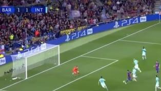 Lautaro Martinez illude l'Interdopo il gol in avvio di partita. Poi Sensi, Barella e lo stesso Lautaro sfiorano il raddoppio. Ma i nerazzurri escono...