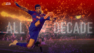 Luis Suarez is number 6 in 90min's Top 20 Greatest Footballers of the Decade series. Follow the rest of the series over the course of the next two weeks. Of...