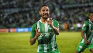 El delantero argentino deAtlético Nacional, Patricio Cucchi, fue indagado por su pocas oportunidades de jugar en equipo principal, hasta ahora ha anotado...