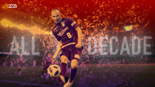 Andrés Iniestais number 5 in 90min's Top 20 Greatest Footballers of the Decade series. Follow the rest of the series over the course of the next week. It's...