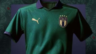 Puma football have unveiled a fresh new green kit for the Italian national team, inspired by the Renaissance period and the invigoration of youth within...