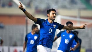 "​​Indian football team's striker Manvir Singh believes that the upcoming World Cup qualifiers match against Bangladesh would be the ""perfect stage"" for the..."