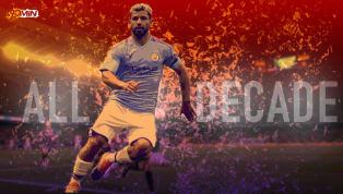 Sergio Agüero es el número 18 en el Top 20 de los mejores futbolistas de la serie de la década. Siga el resto de la serie en el transcurso de las próximas...