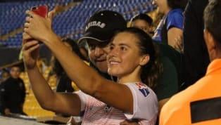 El pasado sábado se enfrentaron en partido amistoso los equipos femenil deTigres UANLy Houston Dash. Al finalizar el encuentro, la jugadora del conjunto...