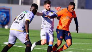 Milli maçlar için verilen arada iki Spor Toto Süper Lig ekibini karşı karşıya getiren özel maçta Medipol Başakşehir,BtcTurk Yeni Malatyaspor'u1-0 mağlup...