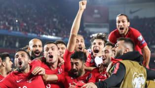 Avrupa'da Barış Pınarı Harekatı'nın başlamasının ardından skandalların ardı arkası kesilmiyor!A Milli Takımımızın Arnavutluk'u 1-0 mağlup ettiği mücadelede...