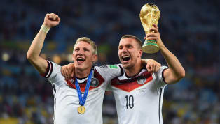 Als Schweini und Poldi prägten sie eine neue Generation beim DFB, 2014 fand diese ihren Höhepunkt mit dem WM-Titel von Rio.Bastian Schweinsteiger hat seine...