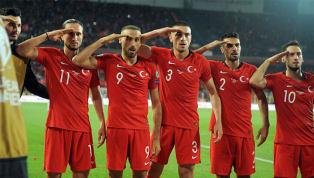 2020 Avrupa Futbol Şampiyonası Elemeleri'nde A Milli Takımımız, 7. hafta mücadelesinde Arnavutluk'u 1-0 mağlup ederken,Cenk Tosun'un son dakika golü...