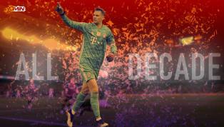 Manuel Neuerocupa la posición 17 en el serial de los 20 mejores jugadores de la Década para 90min. Sigue el resto de las entregas en las próximas semanas....
