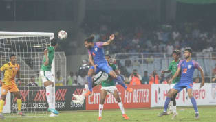 ings ​India saved their blushes and secured a 1-1 draw against Bangladesh in their 2022 FIFA World Cup qualifier at the Salt Lake stadium in Kolkata.  The away...