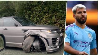 Ngôi sao của Manchester City Sergio Aguero mới đây đã gặp tai nạn giao thông khiến chiếc xe của anh hư hỏng nặng. Truyền thông nước Anh đưa tin tiền đạo của...