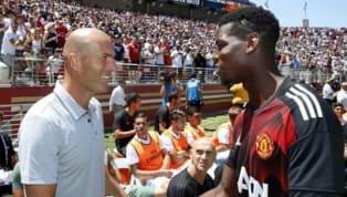 El medio británico Daily Star ha filtrado varias imágenes en las que se puede comprobar que Zidane y Paul Pogba se han visto durante el pasado parón de...