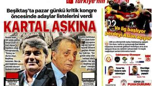 Galatasaray-Demir Grup Sivasspor maçı öncesindeki gelişmeler, günün haberlerinde ağırlıklı olarak yer buldu. Cuma gününün öne çıkan haber başlıkları şu...