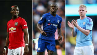 A strong midfield is essential for success in the Premier League.  It links the defence to the attack, with the men in the middle of the park dictating the...