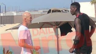 HLVZinedine Zidane lên tiếng về cuộc gặp bí mật với tiền vệ Paul Pogba ở Dubai, ông cho rằng đây chỉ là cuộc gặp bình thường. Theo đó, Paul Pogba có mặt ở...