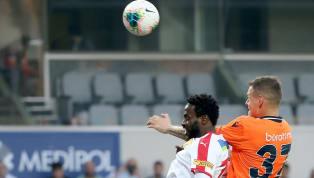 Spor Toto Süper Lig'de 8. haftanın zorlu randevusundaMedipol Başakşehir, kendi sahasındaGöztepe'yi2-1 mağlup etti. Ev sahibi ekibe galibiyeti getiren...