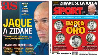 El técnico francés tiene un compromiso que, según los principales medios deportivos españoles, se presenta como decisivo para su futuro en el banquillo....