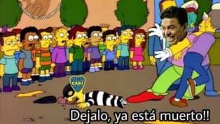 Por la semifinal de vuelta de la Copa Libertadores de América 2019,Boca Juniorsvenció 1 a 0 aRiver Plateen La Bombonera pero quedó eliminado por el 0-2...