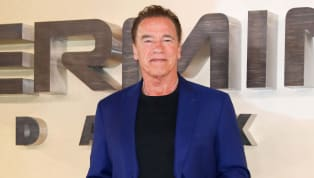 lash The Terminator himself Arnold Schwarzenegger has declared that he is a Liverpool fan as he backed the Reds to pick up all three points in Sunday's clash...