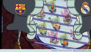 En un fin de semana donde los aficionados al fútbol querían hablar del Clásico que se debía disputar en el Camp Nou, tuvieron que conformarse con un resto de...
