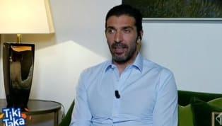 Gigi Buffon, grande ospite dell'ultima puntata di Tiki Taka, ha parlato ai microfoni della trasmissione condotta da Pierluigi Pardo, tornando sul pari della...