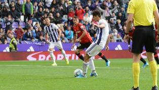 İspanya 1. Futbol Ligi La Liga'daki temsilcilerimizdenEnes Ünal, bu sezonki ilk golünü kaydetti. Valladolid forması giyen milli futbolcumuz, takımını...