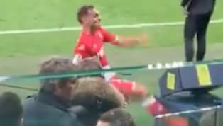 ​Monaco right back Ruben Aguilar was filmed kicking out at the VAR monitor after he was shown a red card late in his side's 1-0 loss to Saint-Étienne. Midway...