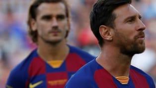 ElFC Barcelonaempató en el Camp Nou ante el Slavia de Praga, en un partido correspondiente a la fase de grupos de la UEFA Champions League 2019-2020. Ante...