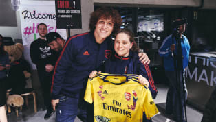 r 10 Arsenal defender David Luiz is noted for having one of the best and most unique free-kick techniques in world football, and has named Brazilian stars...
