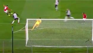 Mason Greenwood lạnh lùng dứt điểm mở tỉ số cho Manchester United sau một pha xử lý trong vòng cấm của Partizan ở phút 22. Mason Greenwood's Goal! #MUFC...