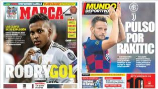 El gran momento de Rodrygo Goes, que se está convirtiendo paulatinamente en un fijo para Zinédine Zidane en la banda derecha de ataque, contrasta con el de...