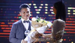 Với màn trình diễn ấn tượng trong năm qua, tiền vệ Nguyễn Quang Hải đã được vinh danh ở hạng mục Cầu thủ nam xuất sắc nhất Đông Nam Á 2019. Đây là thành tích...