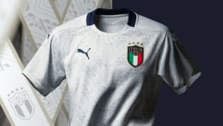 ​Italy have revealed their new away kit for 2020, taking inspiration from the country's rich and diverse history. 2020 is set to be a turning point in Italy's...