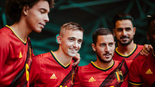Belgium have unveiled their new home kit for the forthcoming Euro 2020 finals, as the world's number one side look to take the final step and claim a major...