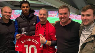 US-basedManchester Unitedfan John Berk had a wish to go to Old Trafford to watch his first United match live after he beat Stage-3 cancer. He received help...